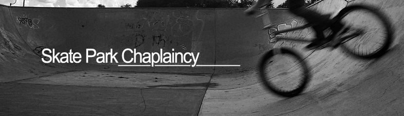 Skate Park Chaplaincy Banner